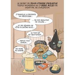 Le secret de Jean-Pierre Denledur, triple vainqueur de la beer miles de Saint-Pal de Chalencon