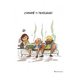 Canapé vs Traileurs