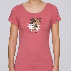 Collection POP ! T-Shirt POP Run Femme