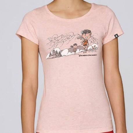 Collection FLOW ! T-Shirt FLOW Run Femme