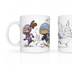 Le mug Winter DBDB