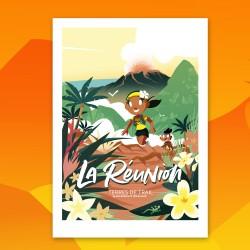 Run à la Réunion