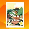 Run à La Réunion - Edition Limitée