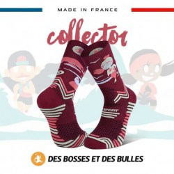 Chaussettes TRAIL ULTRA belle ile - Collector DBDB