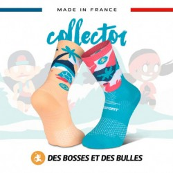 Chaussettes TRAIL ULTRA fournaise - Collector DBDB