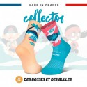 Chaussettes TRAIL ULTRA Fournaise - Collector DBDB - Wave 2