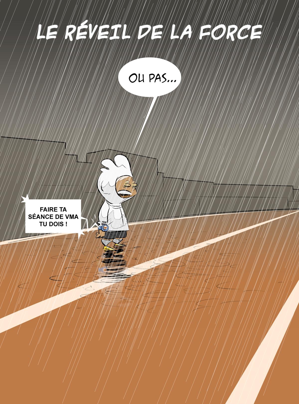 Best Of des dessins de trail running par Des Bosses et Des Bulles 6