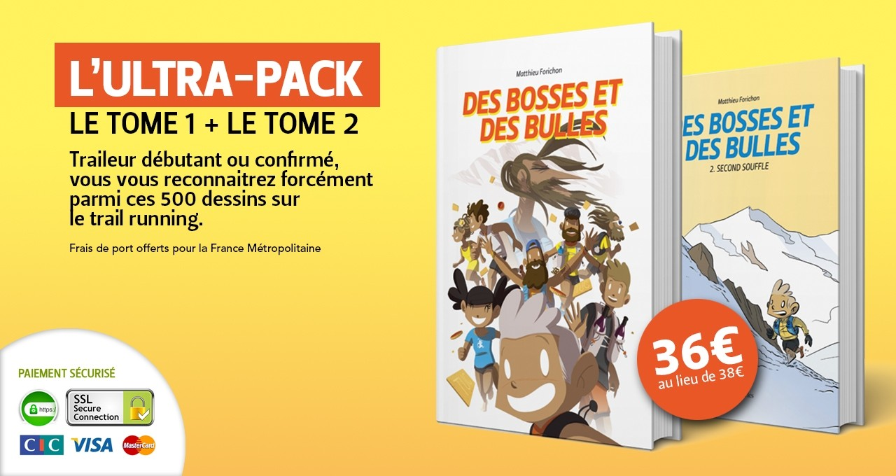 Pack Tome 1 + Tome 2